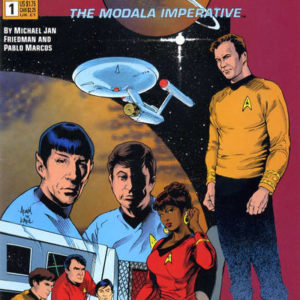 THE STAR TREK ULTIMATE DIGITAL COMIC SET ON DVD