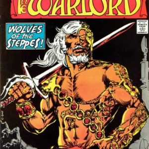 THE WARLORD COMICS ULTIMATE SET COLLECTION ON DVD