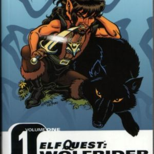ELFQUEST THE ULTIMATE DIGITAL COMIC COLLECTION SET ON DVD