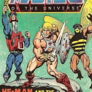 THE HE-MAN ULTIMATE COMIC SET COLLECTION ON DVD