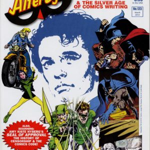 THE ALTER EGO ULTIMATE MAGAZINE COLLECTION ON DVD