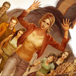 BUFFY THE ULTIMATE DIGITAL COMIC COLLECTION ON DVD