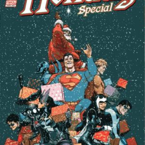 DC SPECIAL ULTIMATE DIGITAL COMIC COLLECTION ON DVD