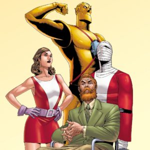 THE DOOM PATROL COMICS ULTIMATE SET COLLECTION ON DVD