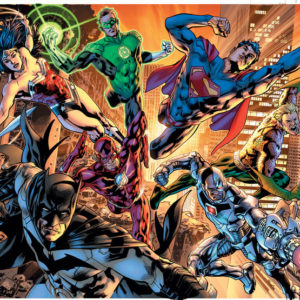 JLA ULTIMATE DIGITAL COMIC COLLECTION ON DVD
