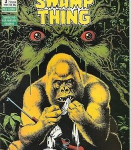 THE SWAMP THING ULTIMATE COMIC SET ON DVD