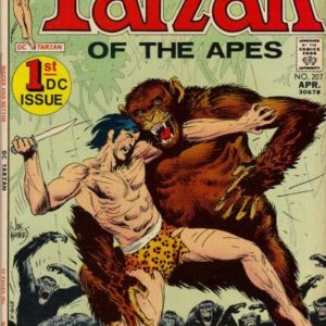 THE TARZAN DIGITAL COMIC COLLECTION ON DVD
