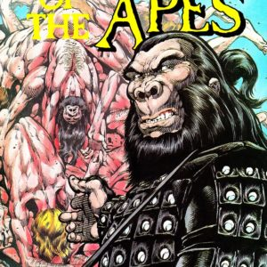 PLANET OF THE APES COMICS ULTIMATE SET ON DVD