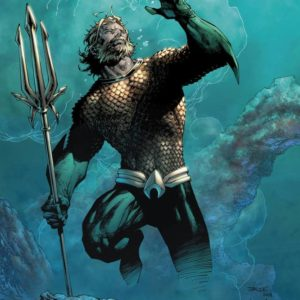 THE AQUAMAN ULTIMATE COMIC COLLECTION ON DVD