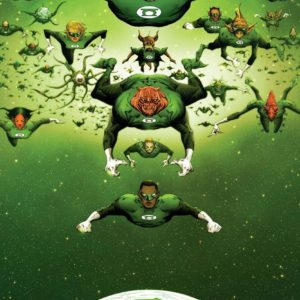 THE GREEN LANTERN ULTIMATE COMIC COLLECTION ON DVD