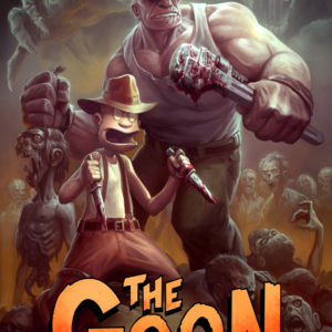 THE GOON ULTIMATE DIGITAL COMIC COLLECTION ON DVD