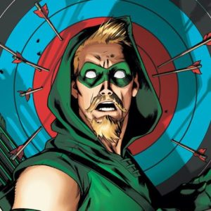GREEN ARROW DIGITAL COMIC COLLECTION ON DVD