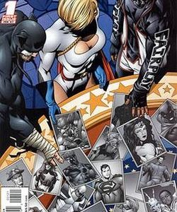 THE JSA ULTIMATE SET ON DVD