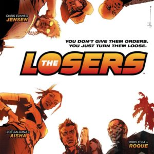 LOSERS/MEN OF WAR/OUR FIGHTING FORCES DIGITAL SET ON DVD