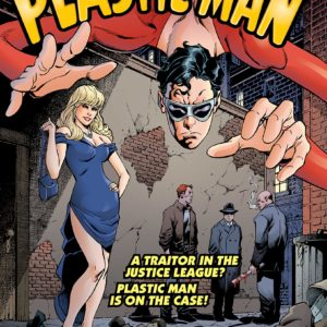 PLASTIC MAN THE ULTIMATE DIGITAL COMIC SET ON DVD