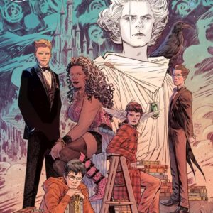 SANDMAN COMICS ULTIMATE SET COLLECTION ON DVD