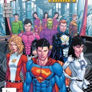 SUPERBOY AND THE LEGION ULTIMATE COLLECTION ON DVD