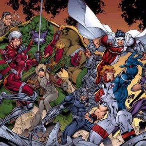 WILDSTORM ULTIMATE COMIC COLLECTION ON DVD