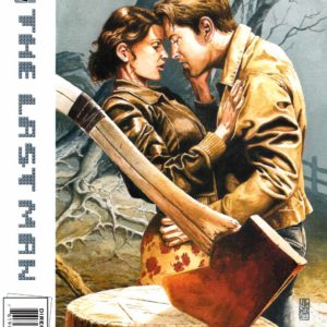 Y – THE LAST MAN COMICS ULTIMATE SET ON DVD