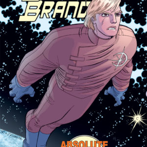 THE NEW UNIVERSE ULTIMATE DIGITAL COMIC SET ON DVD