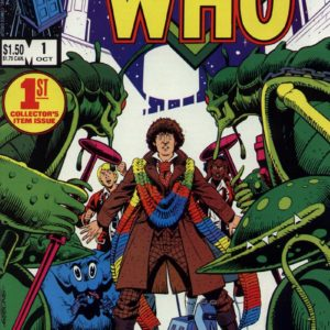 DOCTOR WHO THE ULTIMATE COMIC DIGITAL SET ON DVD