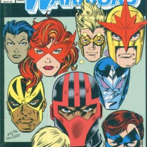 NEW WARRIORS THE ULTIMATE DIGITAL SET ON DVD