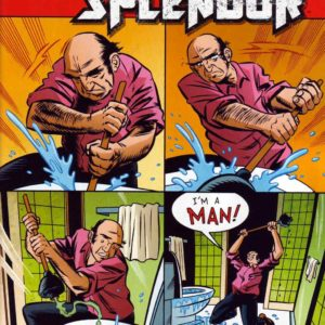 AMERICAN SPLENDOR THE ULTIMATE DIGITAL COMIC SET ON DVD