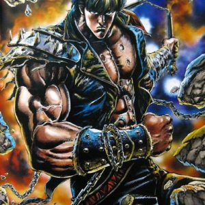THE FIST OF THE NORTH STAR ULTIMATE DIGITAL SET ON DVD