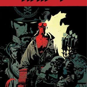 THE HELLBOY ULTIMATE DIGITAL COMIC COLLECTION SET ON DVD