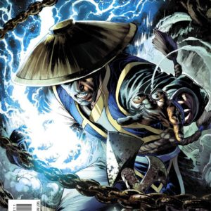 MORTAL KOMBAT THE ULTIMATE COMIC DIGITAL SET ON DVD