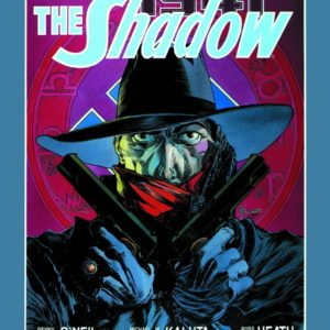 THE SHADOW ULTIMATE COMIC COLLECTION SET ON DVD