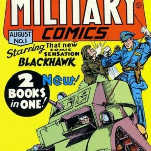 BLACKHAWK THE ULTIMATE COMIC DIGITAL SET ON DVD