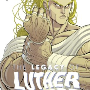 LUTHER STRODE  THE ULTIMATE COMIC DIGITAL SET ON DVD