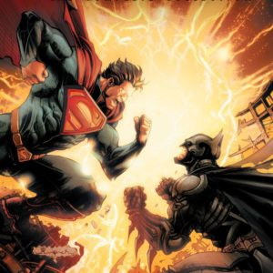 INJUSTICE THE ULTIMATE COMIC DIGITAL SET ON DVD