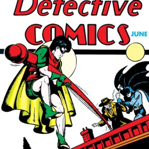 DETECTIVE COMICS V1 DIGITAL COMIC DVD SET/DOWNLOAD