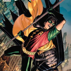 ROBIN DIGITAL COMIC  SET ON DVD/DOWNLOAD
